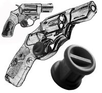 TWO Pack Micro Trigger Stop Holsters  For Ruger SP101 GP100 & Super Redhawk s18