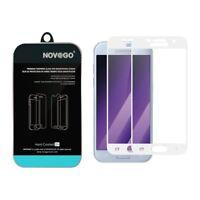 Samsung Galaxy J3 2017 - 2 Films protection écran verre trempé résistant - Blanc