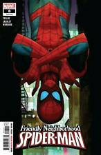 Friendly Neighborhood Spider-man #8 - Bagged & Boarded