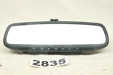 Lexus GS HS IS F 250 350 450 RearView Mirror Compass Tan 10 11 OEM 2835