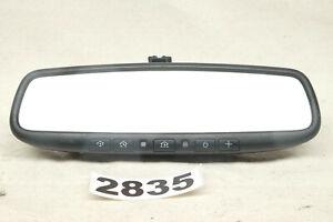 Lexus GS HS IS F 250 350 450 RearView Mirror Compass Tan 10 11 OEM 2835