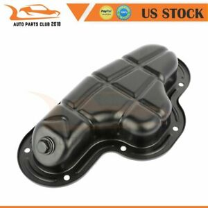 For Infiniti For QX4 2001 2002 2003 3.5L 264-524 Engine Oil Pan