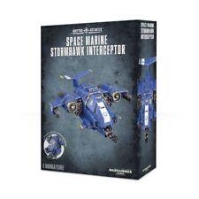 Warhammer 40k - Space Marine Stormhawk Interceptor - Brand New! - 48-42