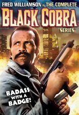 The Complete Black Cobra Series (Black Cobra / Black Cobra 2 / Black NEW DVD