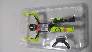 Valentino Rossi. MotoGP 2002. Figurine.  Minichamps 1/12.