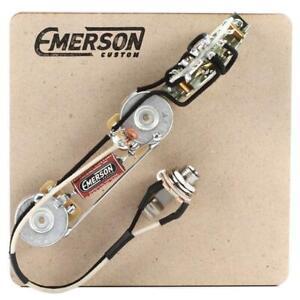 Emerson Custom 4-Way Telecaster Prewired Kit