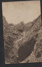 Jersey Devil's Hole Broken Steps Rockfall S. H. Costard vintage postcard  zd.351