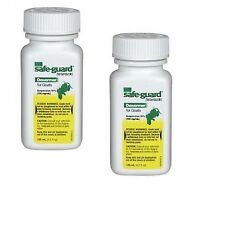 Safeguard Goat Wormer 125 mL 2 Pack FREE SHIPPING