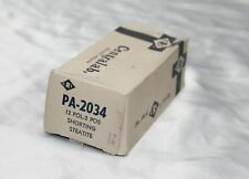 CENTRALAB PA-2034 CERAMIC ROTARY SWITCH - SHORTING - 12 POLE -  2 POSITION - NOS