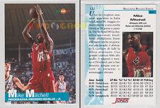 JOKER BASKET Serie A1 1994-95 - Mike Mitchell # 122 - Near Mint