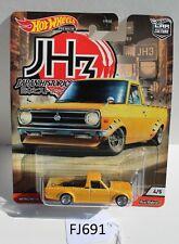 Hot Wheels Car Culture Japan Historics 3 Jh3 '75 Datsun Sunny Truck B120