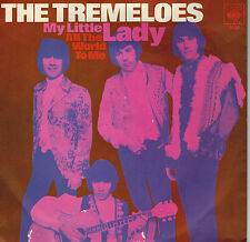 "7"" The Tremeloes ‎– My Little Lady , CBS ‎– 3680    Germany 1968"