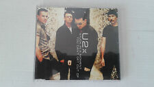"U2 ""STUCK IN A MOMENT YOU CAN'T GET OUT OF"" CD SINGLE 3 TRACKS"