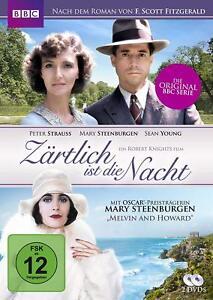 Tender Is The Night -BBC TV Series Peter Strauss, Mary Steenburgen NEW UK R2 DVD