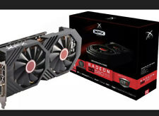 XFX Radeon RX 580 GTS Black Edition 8GB GDDR5 PCIe 3.0 GPU Graphics Card