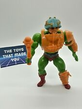 Vintage Masters Of The Universe Man-At-Arms *Complete*