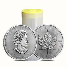 2015 CANADA 1 OUNCE .9999 SILVER MAPLE LEAF COIN ROYAL CANADIAN MINT  IN STOCK