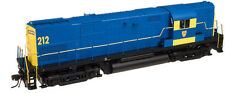 DELAWARE & HUDSON C420 DIESEL  W/SOUND & DCC BY ATLAS GOLD-FREE SHIPPING IN U.S.