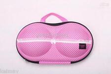 Hard Eva Big Travel Hard Bra Case Bag Underwear Organizer with Zipper brassiere