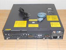 Cisco uBR7111E Universal Broadband Router EuroDOCSIS Support better then uBR7111