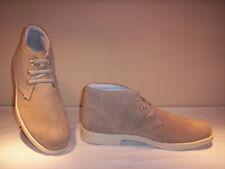 Chaussures montantes casual desert boots Effedue homme cuir en daim beige 39 44