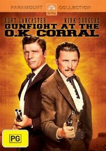 Gunfight At The O.K. Corral (DVD) Brand new sealed. Free post