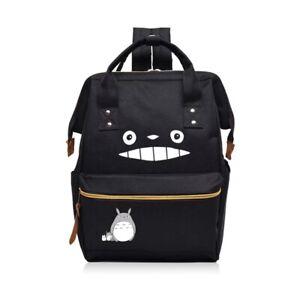 Totoro anime Kawaii multi use teens mammy travel school backpack