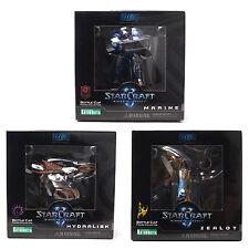 [ Starcraft 2 ] Kotobukiya Tapa De Botella recoger Figura 3set (Marina Hydralisk Zealot)