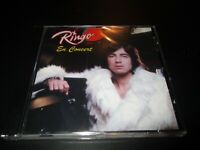 "RARE! CD NEUF ""RINGO WILLY CAT EN CONCERT (ex Sheila)"" 22 titres"