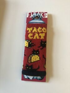 FreakerUSA Taco Cat Knitted Bottle Sleeve