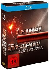 Lethal Weapon Blu-ray Box Teil 1+2+3+4 (1-4) Collection - NEU OVP
