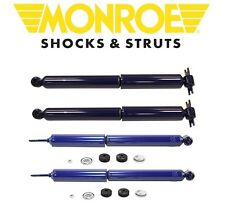 NEW Jeep Cherokee 1991-2001 Complete Front & Rear Shocks KIT Monroe Matic Plus