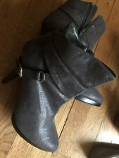 Women's booties size 10