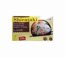 1 x 300g Shirataki Nudeln SPAGHETTI ASIATICA  Konjak [1 x 200g Abtropfgewicht]
