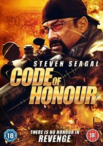 Code Of Honour (DVD) (NEW AND SEALED) (STEVEN SEAGAL) (REGION 2)