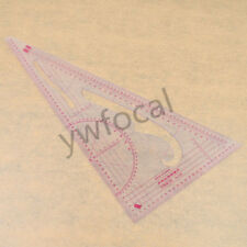 Measure Triangle Ruler Scale Ruler Measuring Clothing 1:3 1:4 1:5 Proportion