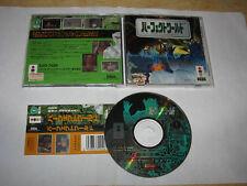 Perfect World Immercenary 3DO Japan import + spine card US Seller