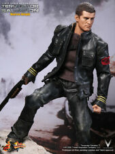 HOT TOYS 1/6 TERMINATOR SALVATION MMS100 MARCUS WRIGHT MASTERPIECE ACTION FIGURE