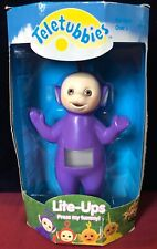 1998 Hasbro Playskool Teletubbies Tinky Winky Lite Ups @@New Batteries@@