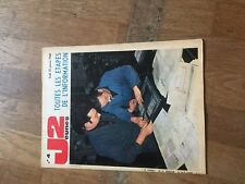 JOURNAL BD J 2 JEUNES 4 1968 francis mouminoux bussemey brochard   killy