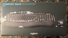 UNOPENED Logitech MK550 Wireless Combo (Keyboard K350 and Mouse M510) - Black
