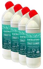 Professional Toilet Cleaner Descaler 4x1 Litre Macerator saniflo safe Descaler