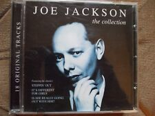 Joe jackson - The Collection CD.Is She Really Going Out With Him ?,Steppin' Out.