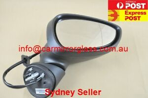 NEW DOOR MIRROR FOR FORD FIESTA 2008 - 2013 WS WT (RIGHT SIDE, NO AUTOFOLD)