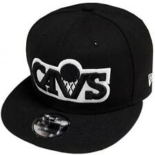 NEW Era Cleveland Cavaliers HWC BLACK WHITE 9 FIFTY Snapback Cap Limited Edition