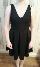 H&M Skater Short/Mini Regular Size Dresses for Women
