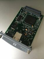 HP J7934 JetDirect 620n 10/100x Internal Print Server Network Module j7934a card