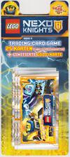 LEGO Nexo Knights 2 - Trading Cards - 1 Blister - Deutsch