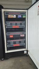 Used Antares Drink Vending Machines, units not cooling