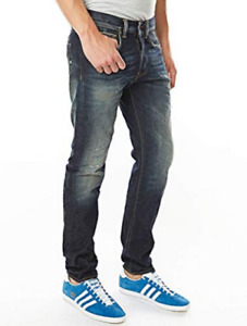 JEANS EDWIN HOMME ED 80 SLIM  (63 rainbow selvage- HR-3)   W30 L32 VAL 240€
